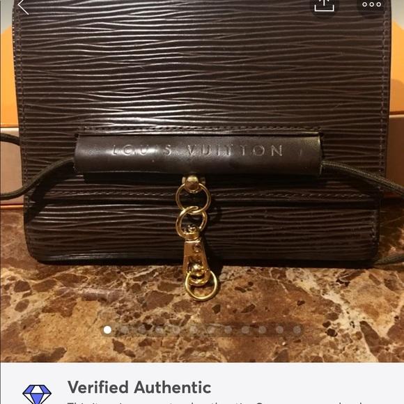 Louis Vuitton Handbags - SOLDAuthentic Louis Vuitton Epi Wallet